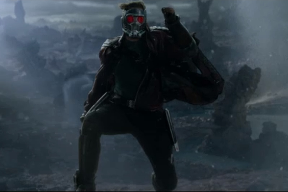 280fe097b New 'Guardians of the Galaxy' trailer offers a better look at Star Lord's  mask