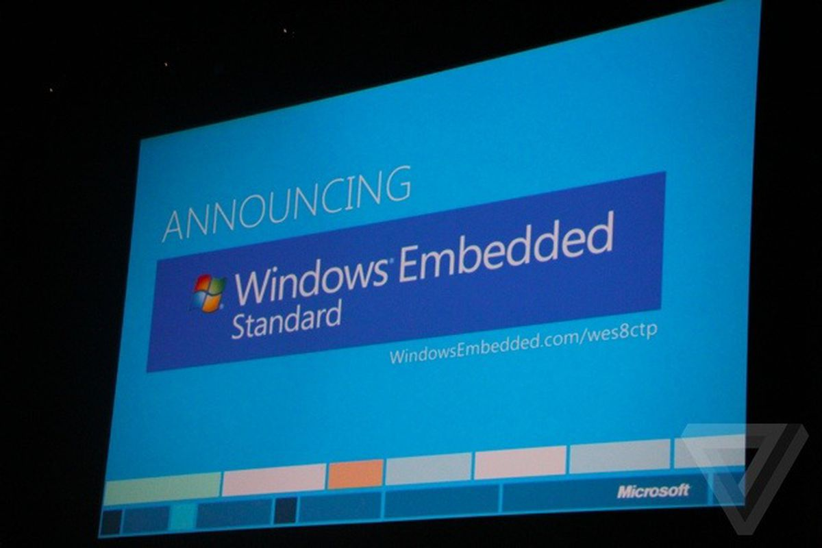 Windows Embedded 8