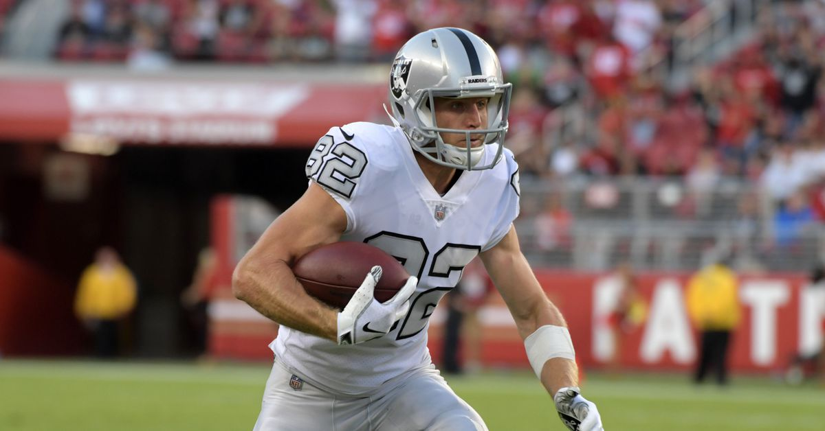 b3b2ebe82 Raiders-Cardinals final injury report  Jordy Nelson OUT as is Cardinals  starting safety