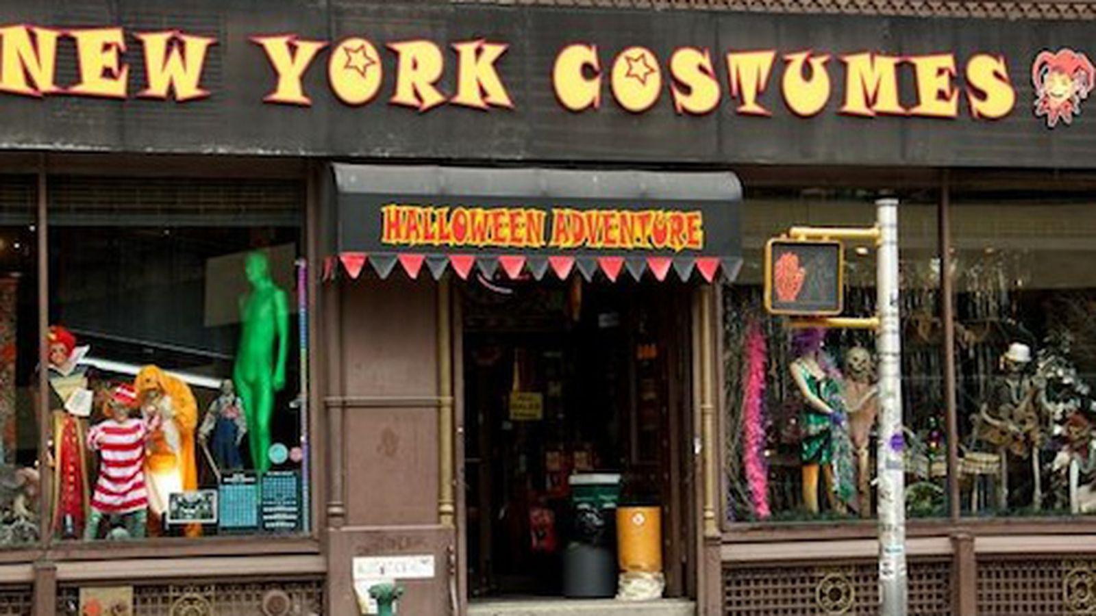 new york citys best halloween costume shops - Halloween Stores Ny