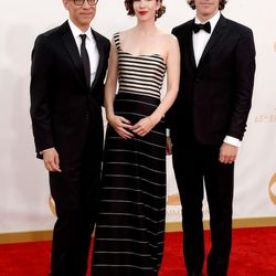 Portlandia sandwich with Carrie Brownstein and Fred Armisen