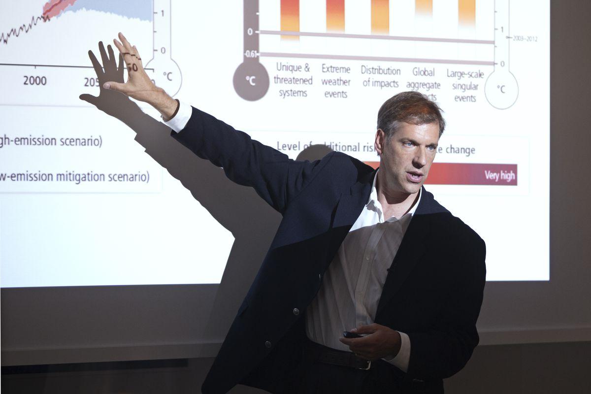 Professor Daniel Kammen.