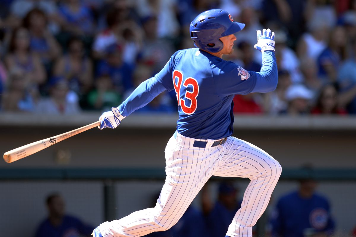 MLB: Spring Training-Seattle Mariners at Chicago Cubs