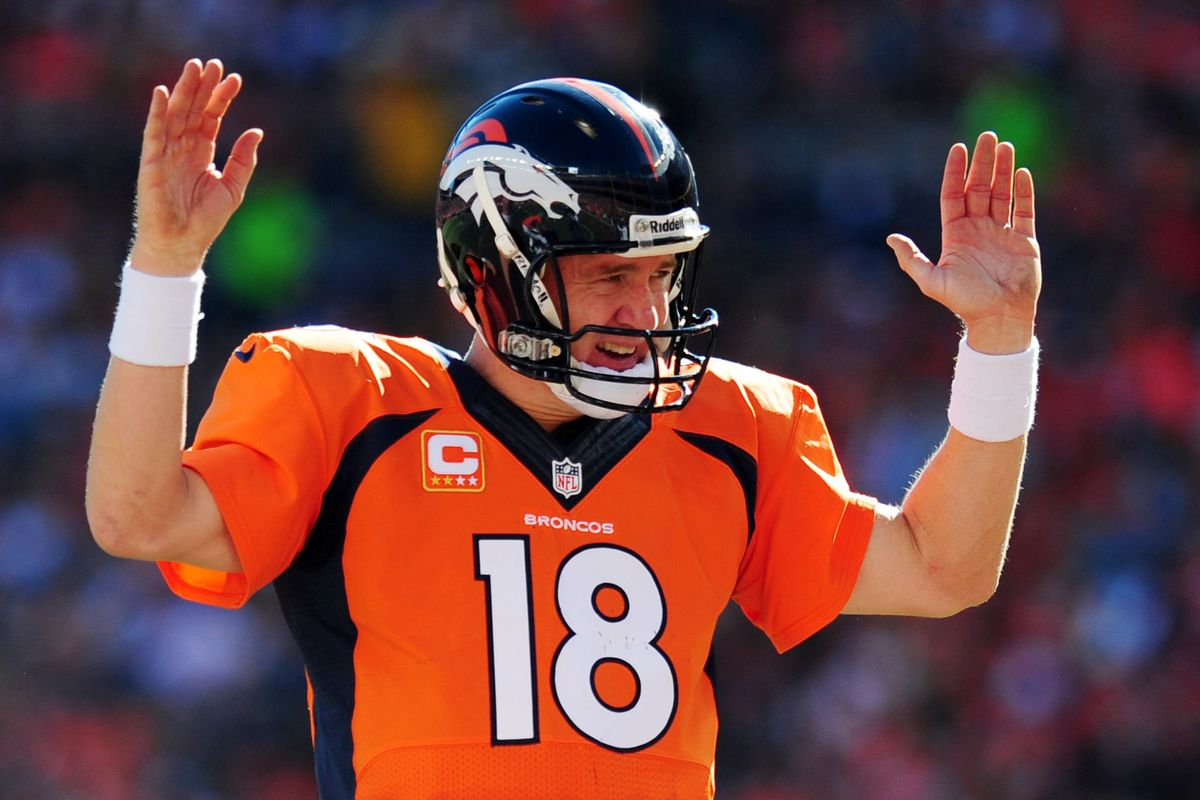 """""""Did you know I was this close to being named the 2012 NFL MVP?"""""""