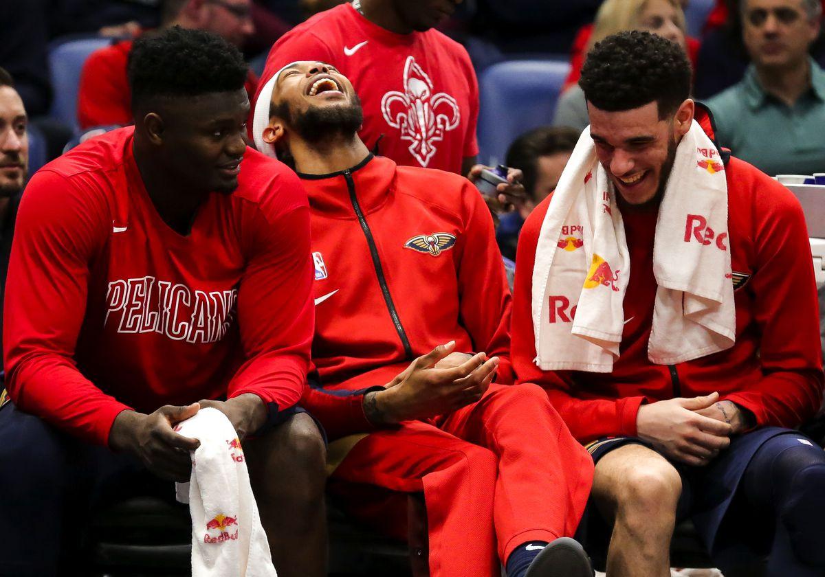 NBA: Memphis Grizzlies at New Orleans Pelicans