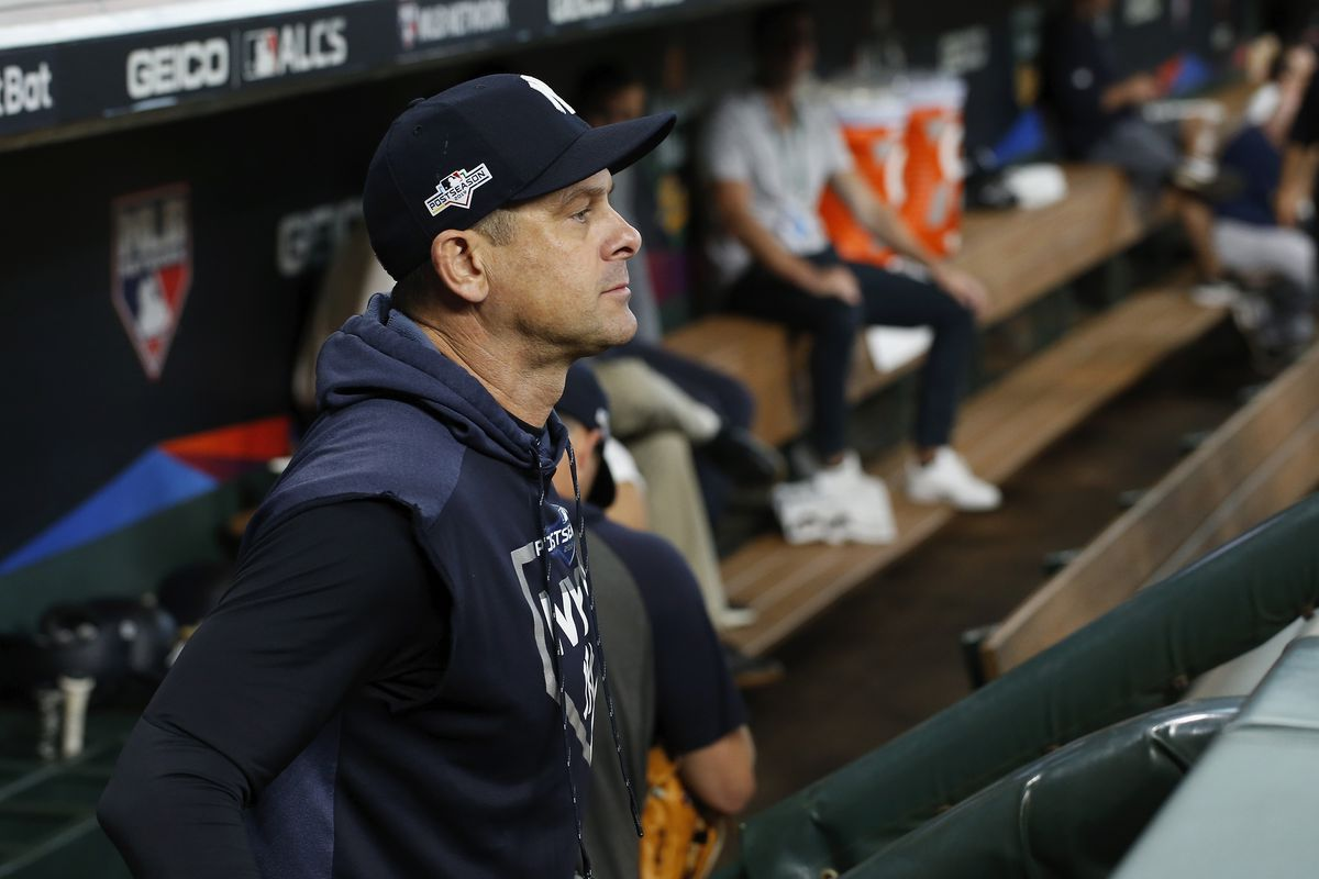 Analyzing Yankees' Aaron Boone's case for Manager of the Year