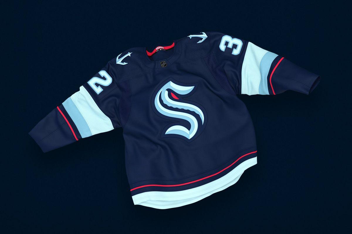 Seattle announces Kraken as their official team name - Die ...