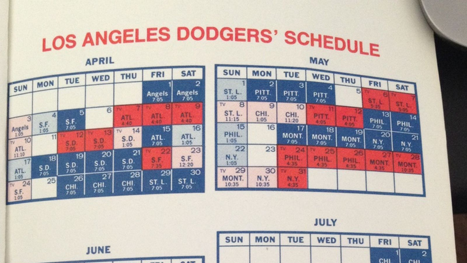 It is an image of Decisive Dodgers Printable Schedule