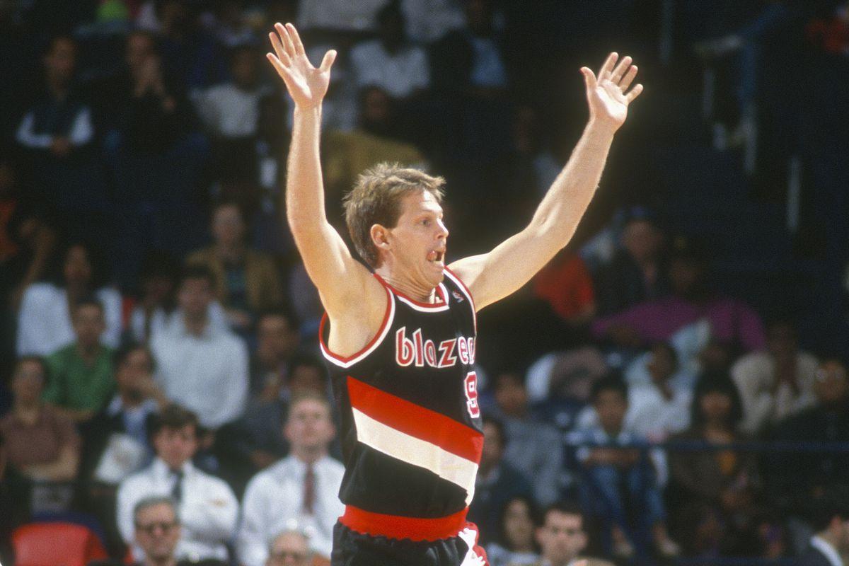 Portland Trail Blazers v Washington Bullets