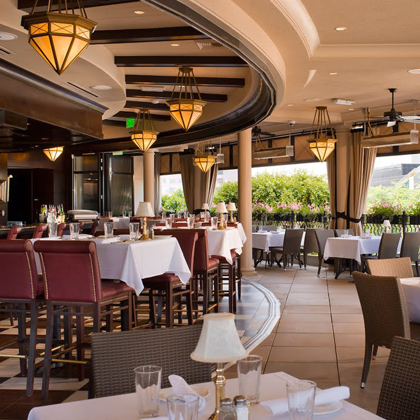 The Massive Capital Grille at the Beverly Center Turned Off the ...