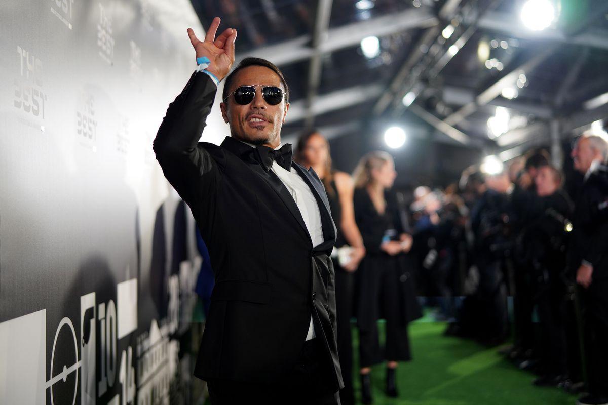 The Best FIFA Football Awards 2019 - Green Carpet Arrivals