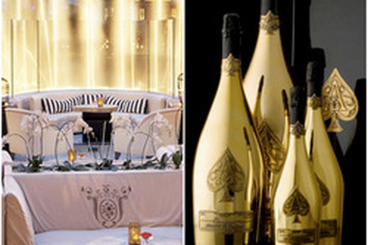 Hyde Bellagio's Amazing $250K Bottle Service - Eater Vegas