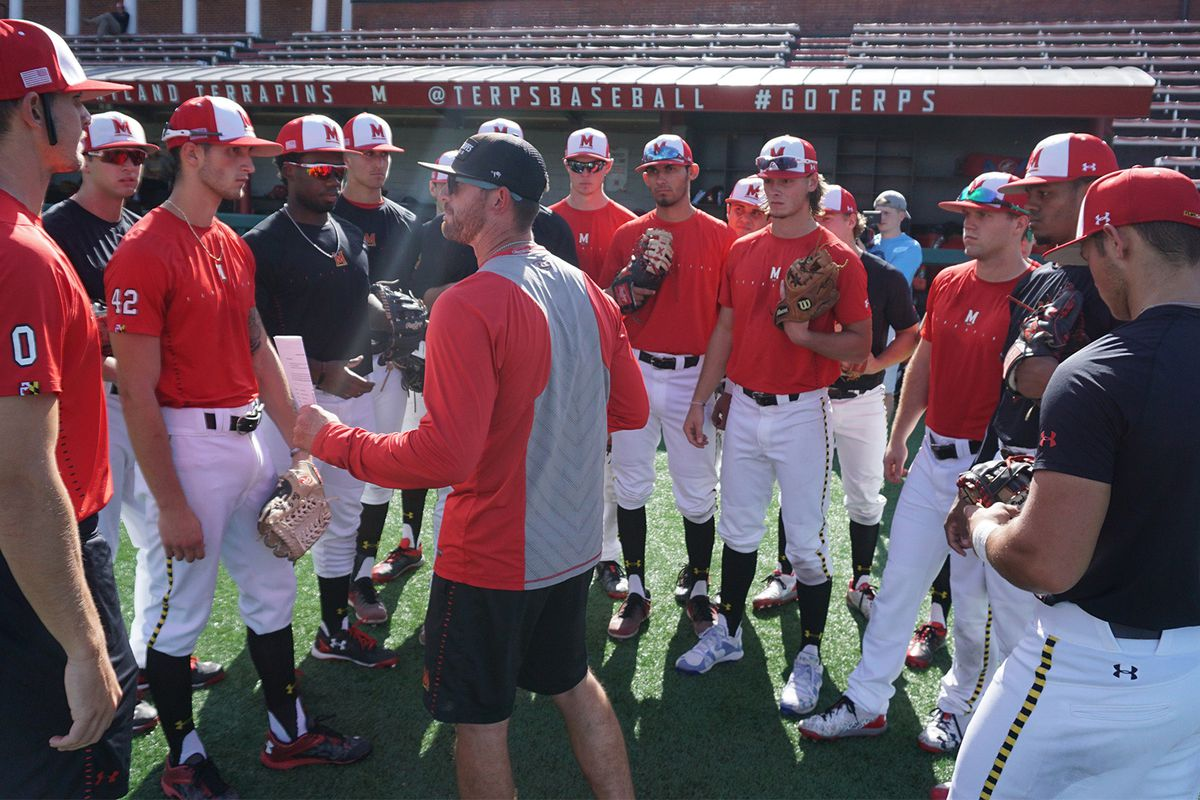 Maryland baseball looking to reach its potential under Rob Vaughn