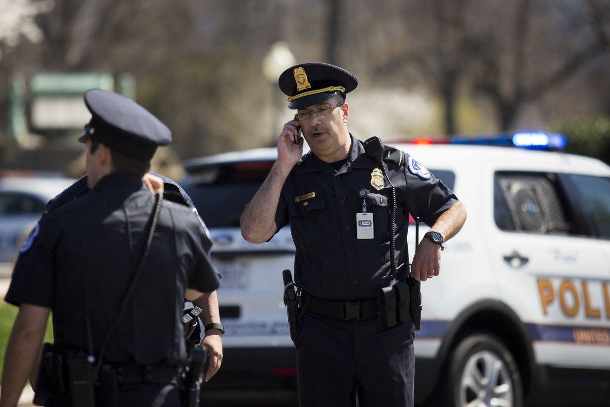 Gun Shots Fired Near U.S. Capitol