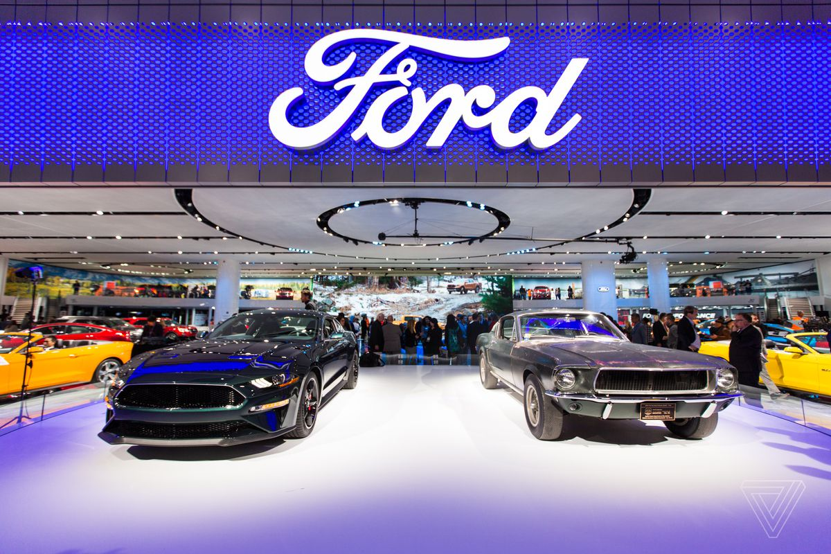 It Was A Tug At Mustang Heart Strings And Reurance Ford Hasn T Abandoned Those Who Hunger For Nostalgic Cars