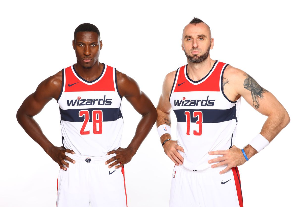 2017-18 Washington Wizards Media Day