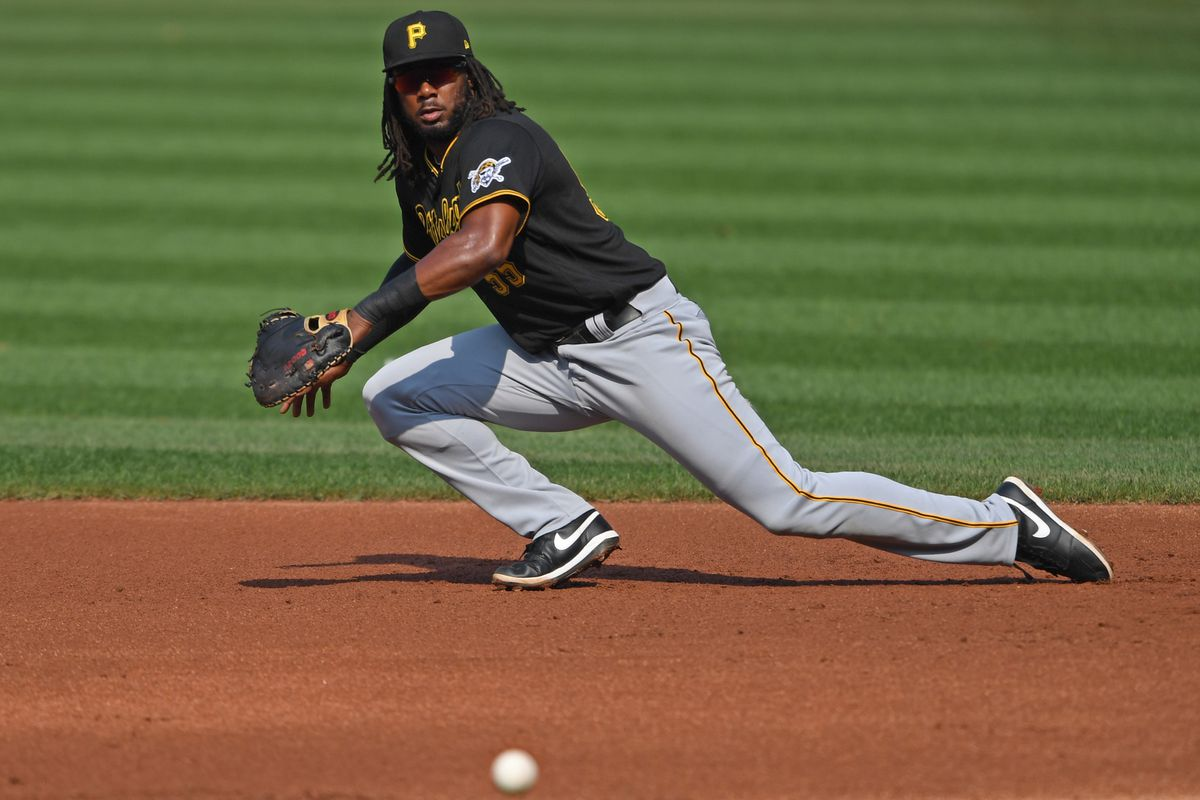 MLB: Pittsburgh Pirates at Cleveland Indians