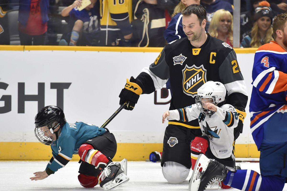 John Scott gave the NHL back to hockey fans - SBNation.com 75f89c65b