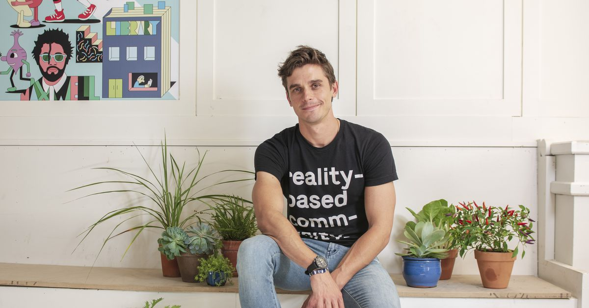 Antoni Porowski Is the Food #Brand of the Year
