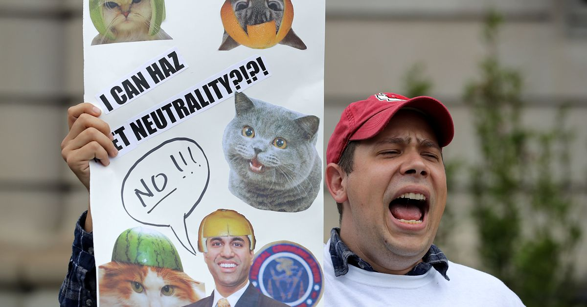 Americans are spending Thanksgiving fighting for net neutrality