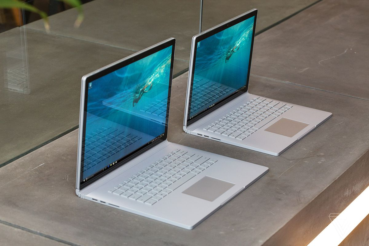 Microsoft Surface Book 2 review: beauty and brawn, but with limits