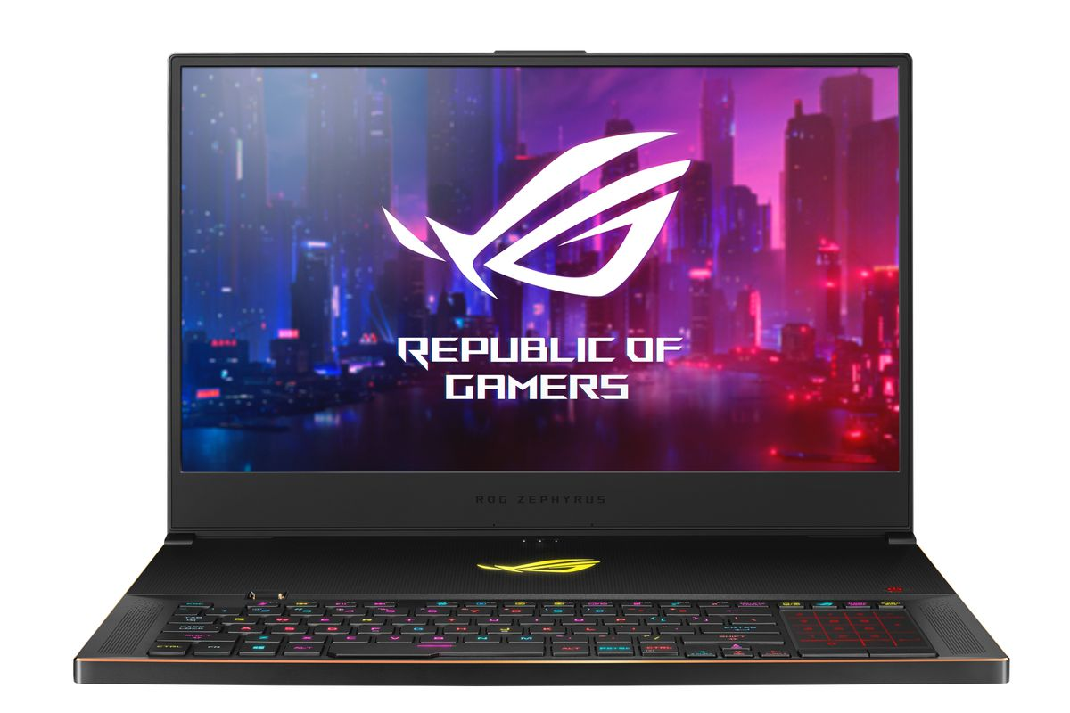 Asus will release its first gaming laptop with an ultra-fast