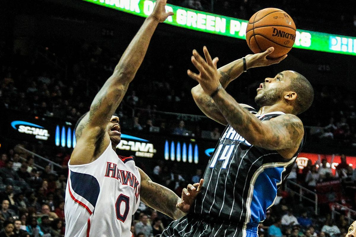 Jeff Teague and Jameer Nelson