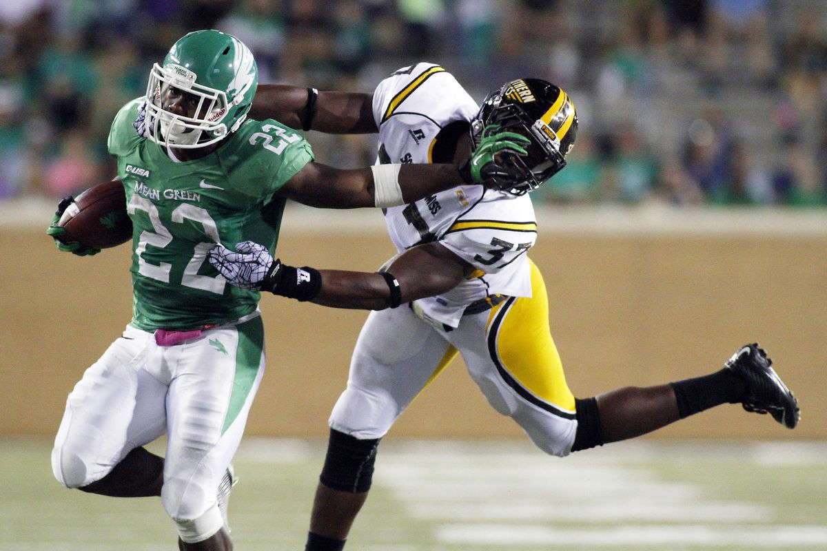 The Big 2015 North Texas Football Guide Mean Green Pick Up The Pieces Sbnation Com