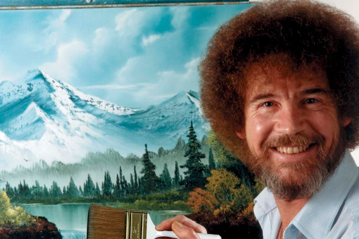 Twitch bringing bob ross the joy of painting back every monday on friday twitchs nine day streaming marathon of bob ross the joy of painting came to an end more than 183000 viewers watched the final episode of the voltagebd Gallery