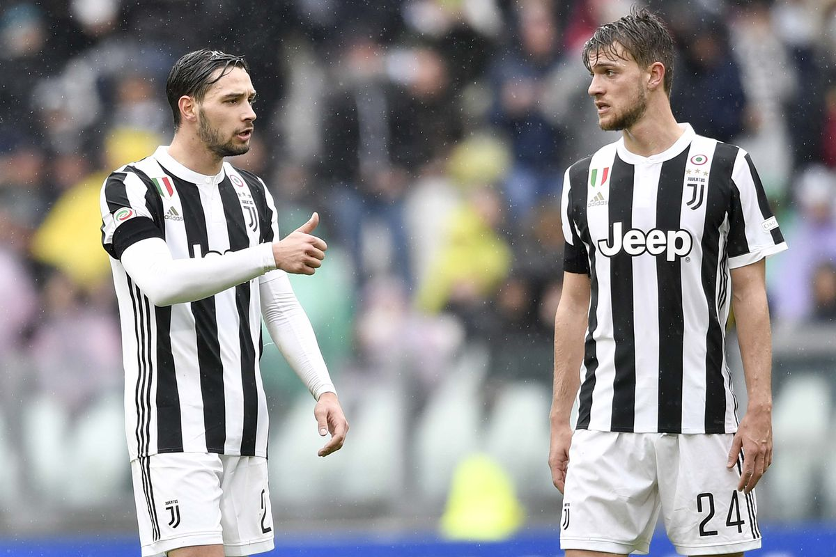 Report Juventus Has An Entire Starting Xi Worth Of Players On The Market Black White Read All Over