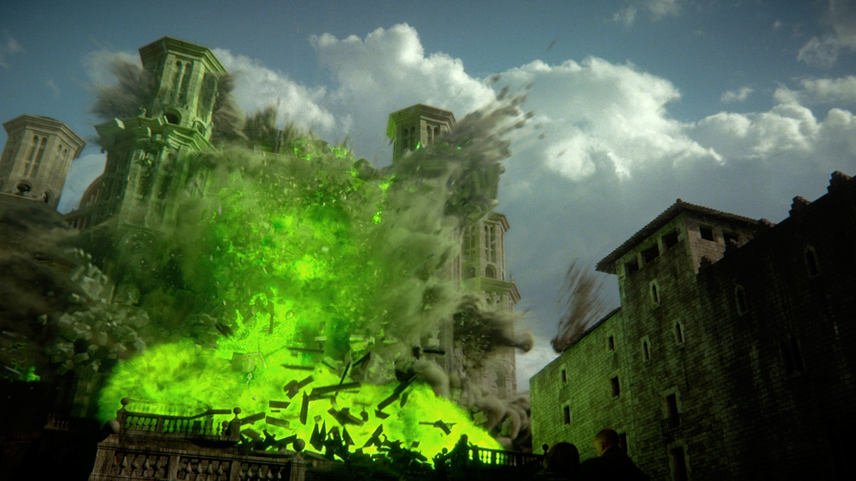 wildfire explosion game of thrones