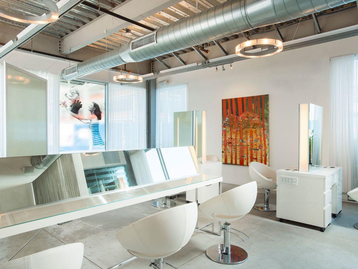 """Find Salon Mario Russo in the Back Bay or Fan Pier (pictured); Image <a href=""""http://www.mariorusso.com/fan-pier/fan-pier-about"""">via</a>"""