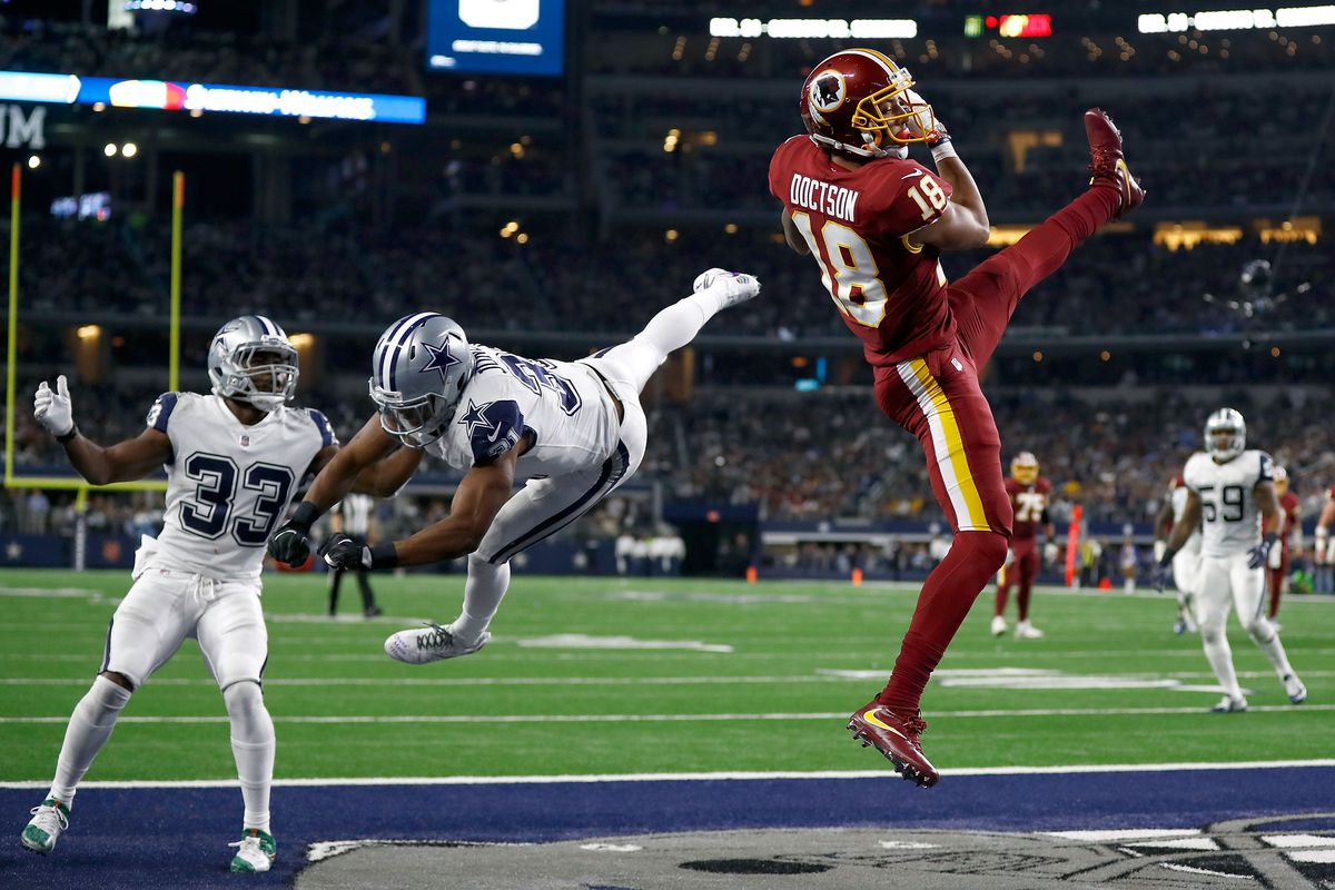 Image result for josh doctson washington redskins