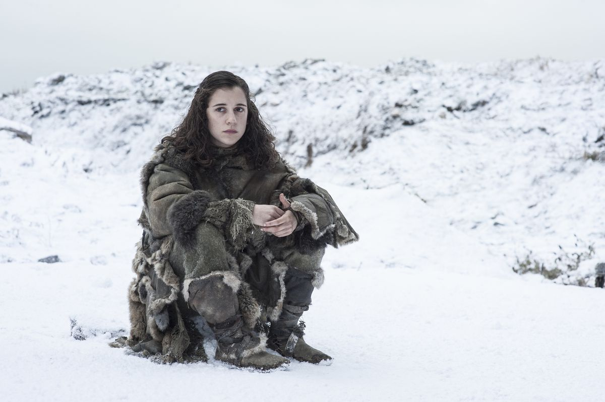 Game of Thrones 602 - Meera Reed
