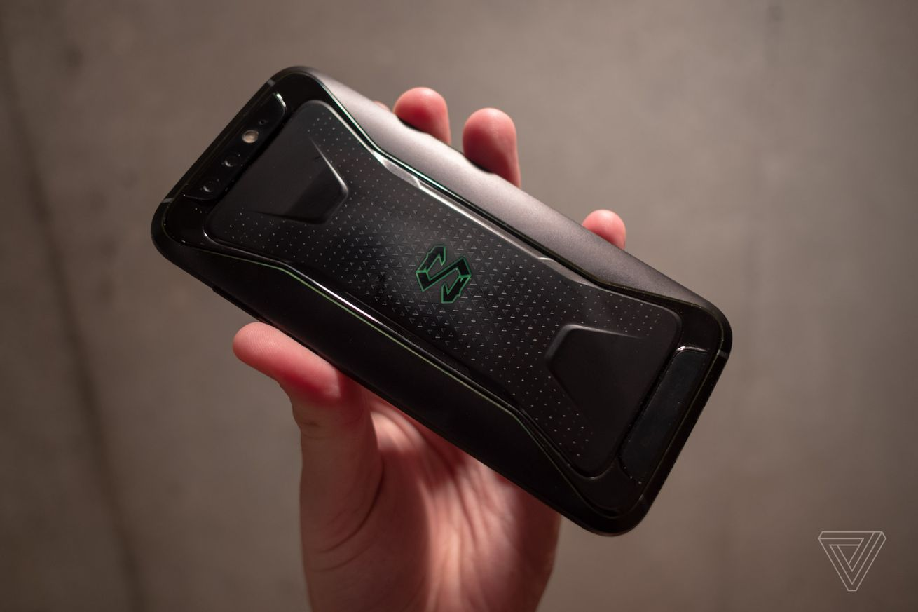 xiaomi s black shark gaming phone might be better for non gamers
