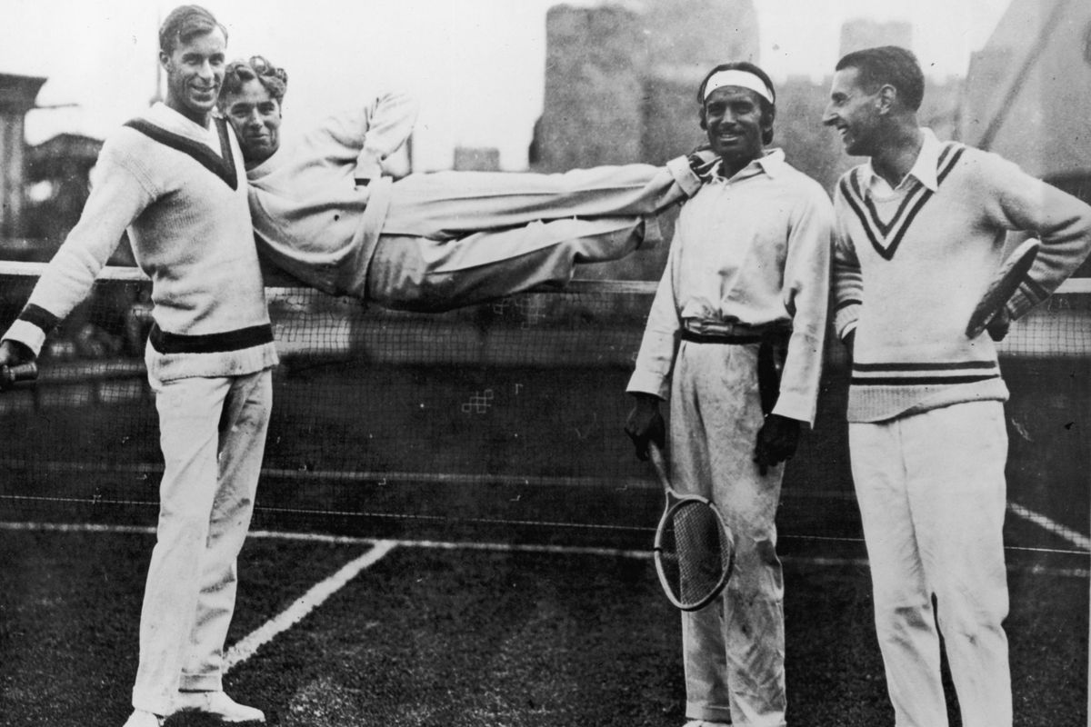 Bill Tilden The flawed life of a tennis icon Outsports