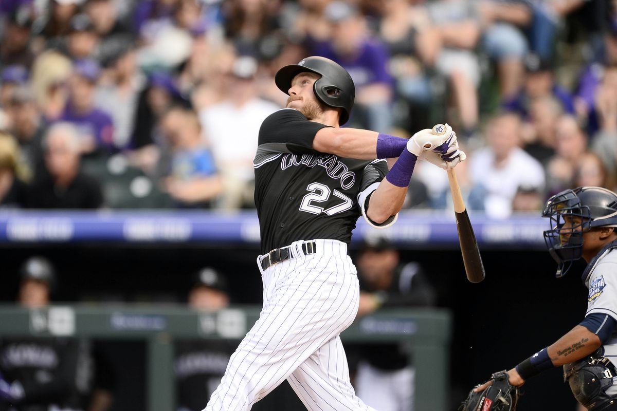 9a336adc6118 Trevor Story already matched Jose Reyes  homer total from 2015 ...