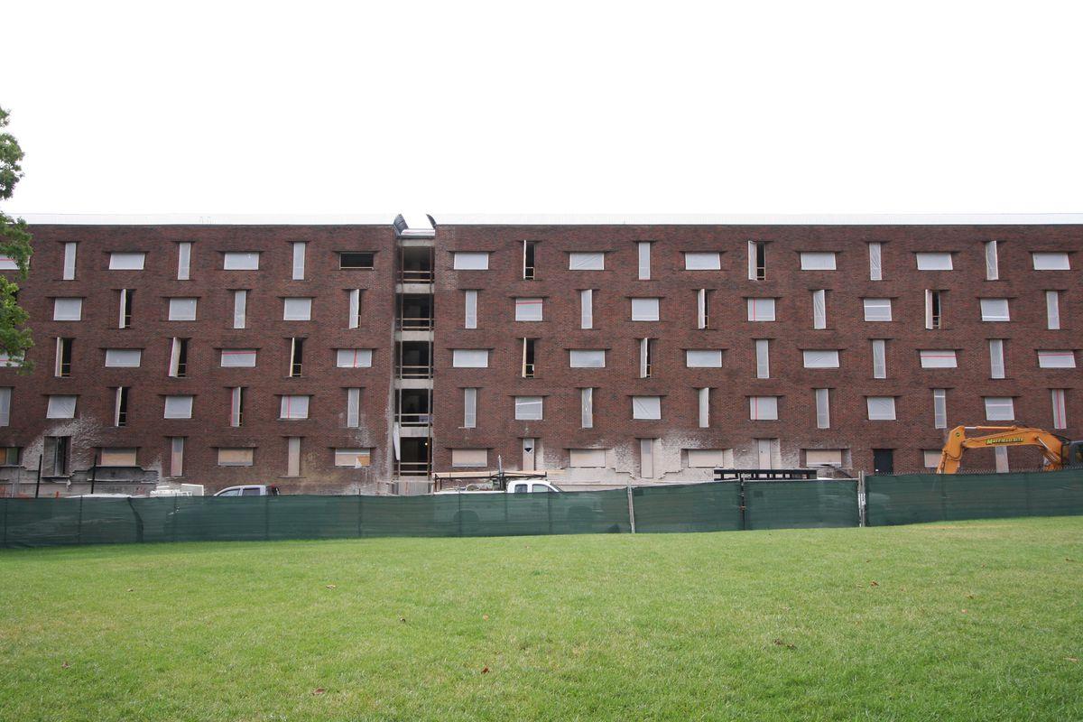 Penn's Eero Saarinen-designed dorm to re-open in August - Curbed Philly