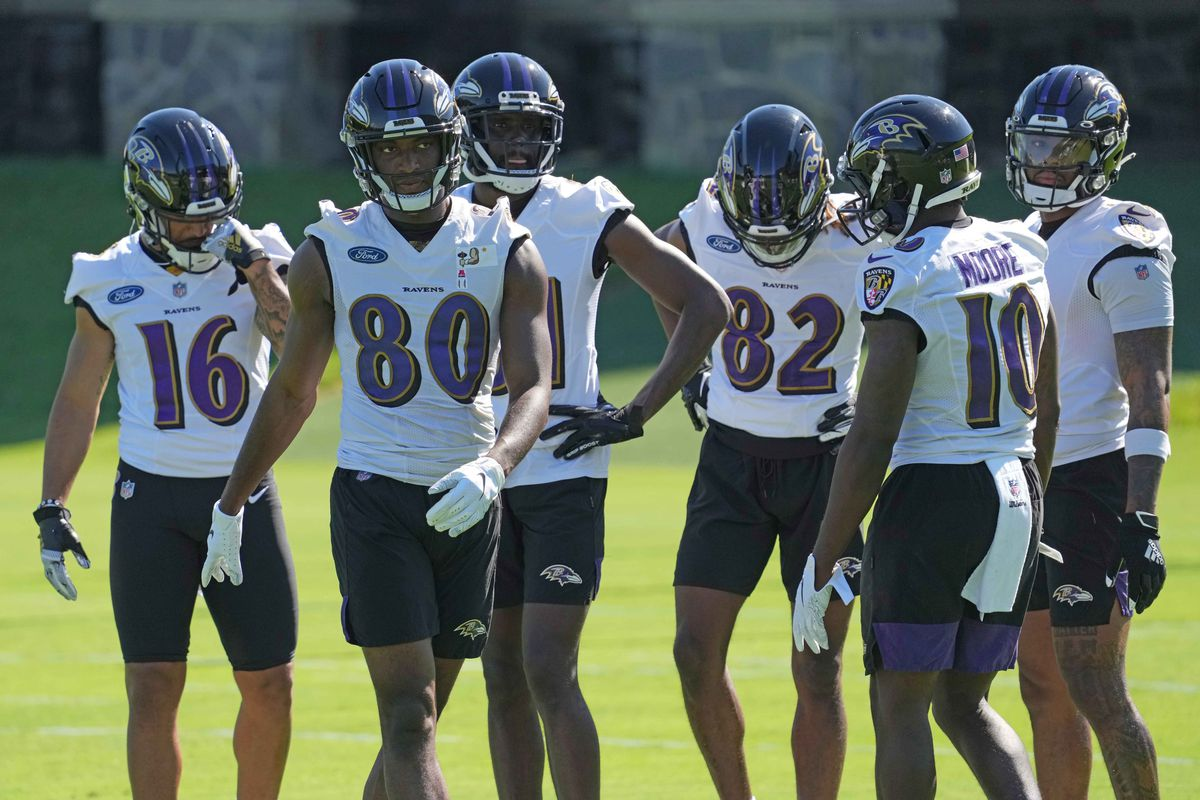 NFL: Baltimore Ravens Minicamp