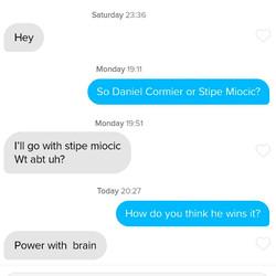 "Some call it ""brain power""."