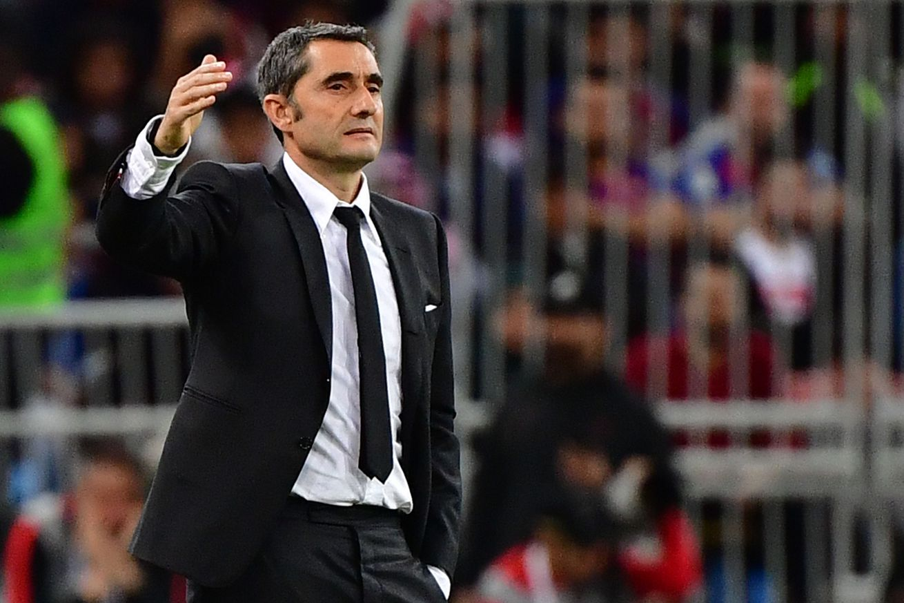 Ernesto Valverde to be replaced by Quique Setién tomorrow - reports