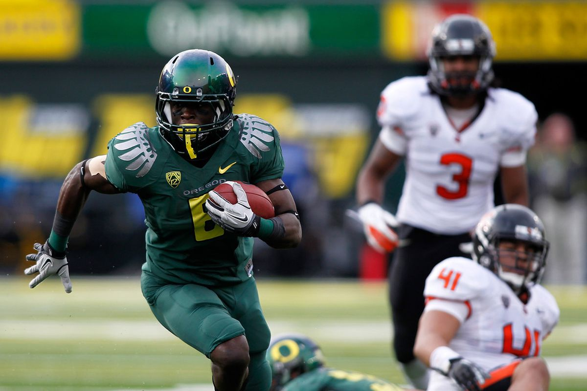 Oregon\'s Offense: What Makes Them So Ducking Good? - Football Study Hall