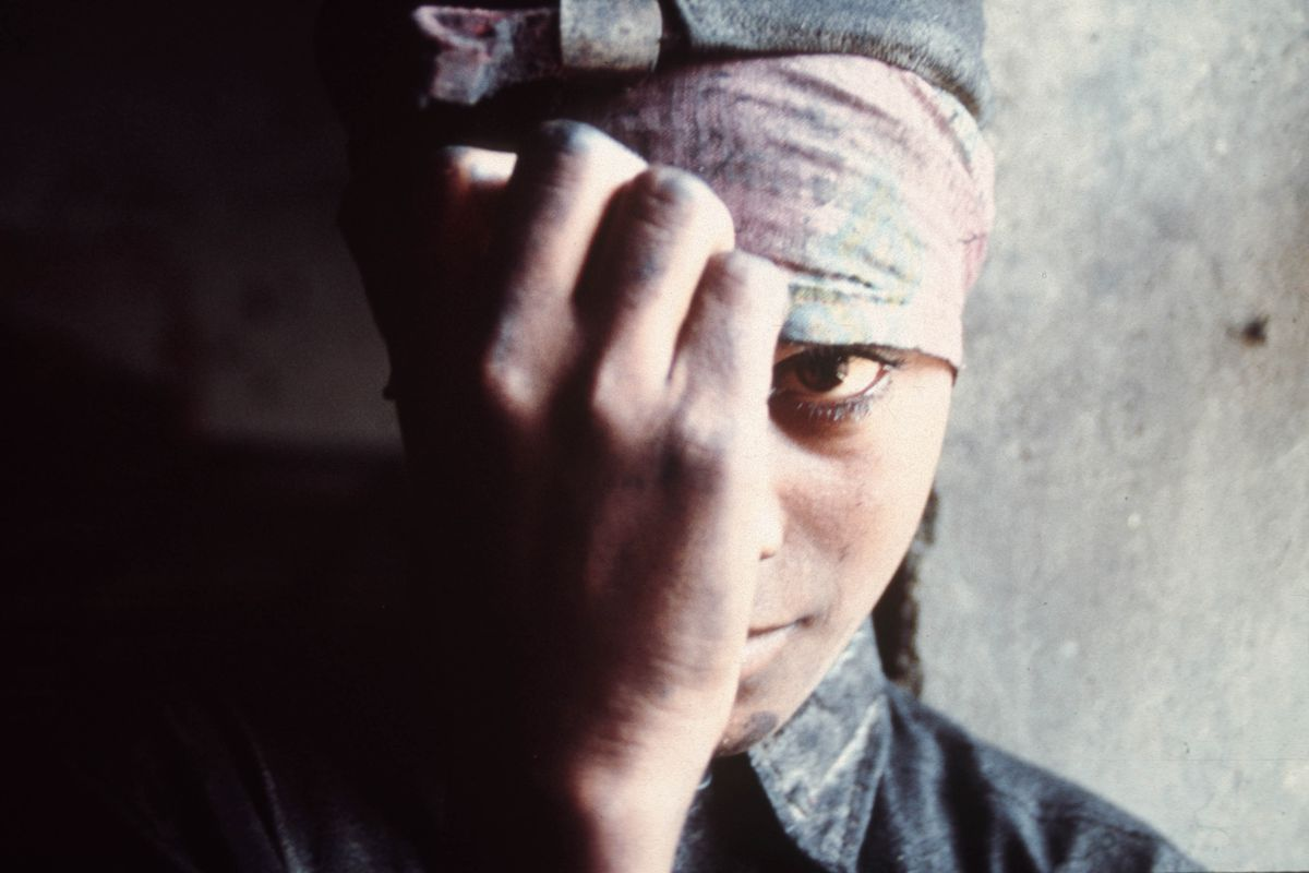 Domestic worker forced labor