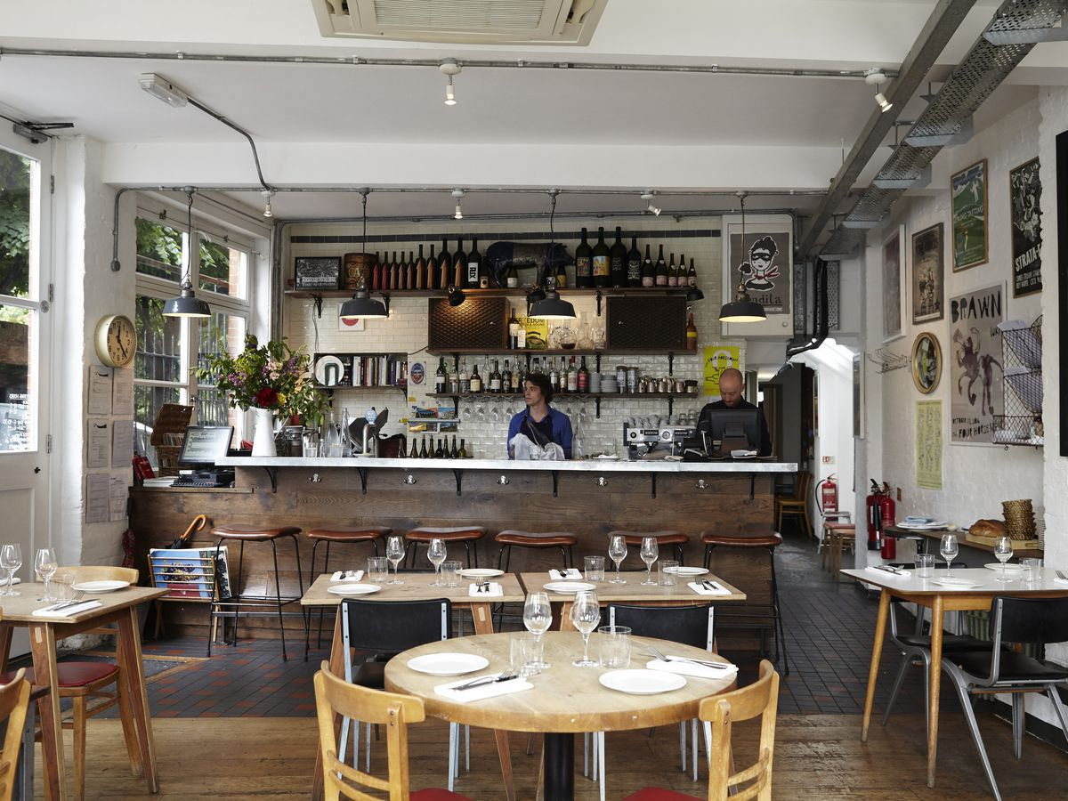 Shoreditch london restaurants