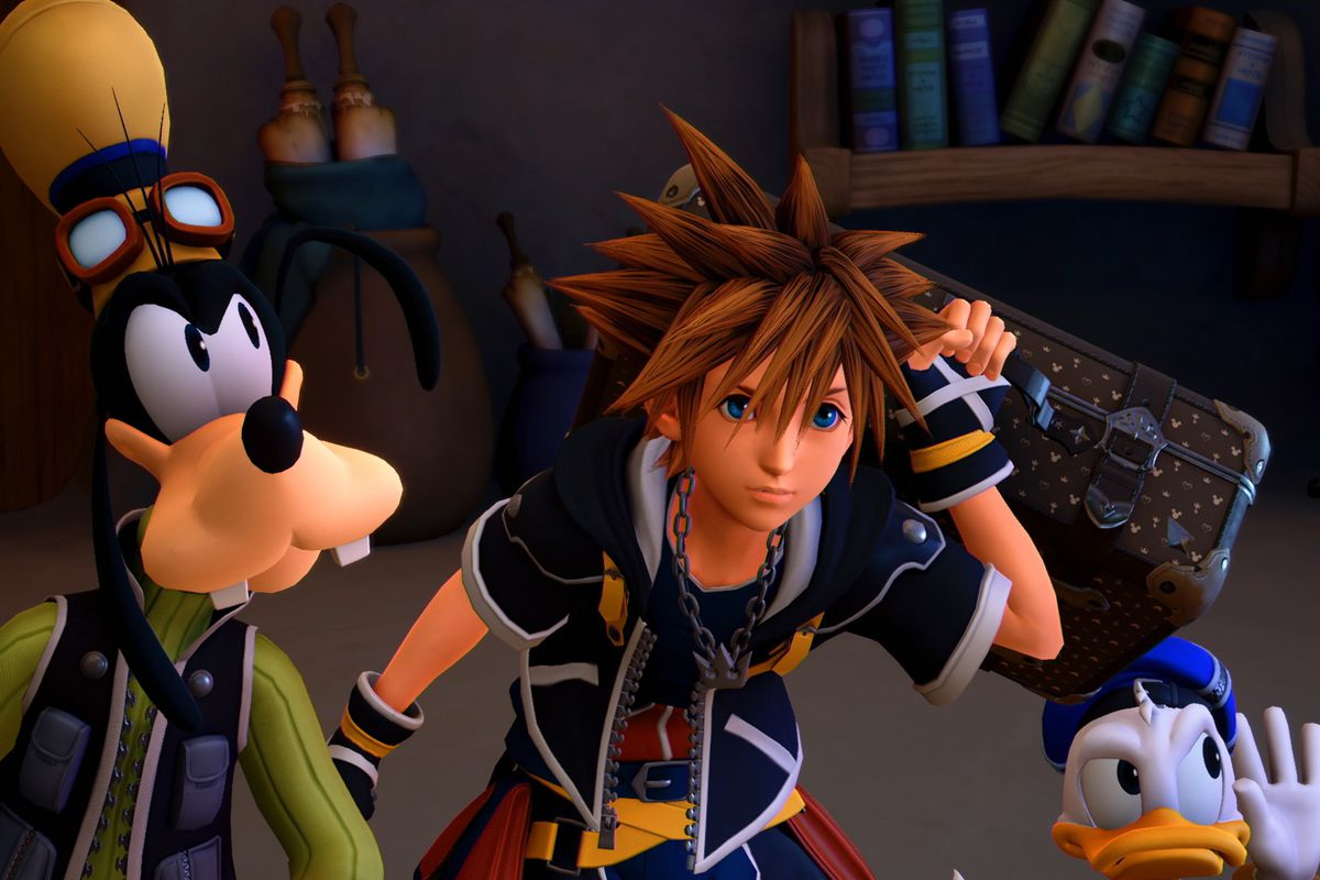 Kingdom Hearts 3 Tips And Beginners Guide Polygon