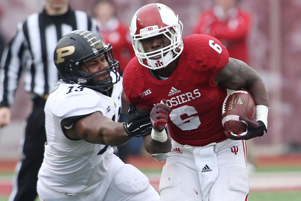Remember that time I ranked Indiana in the Top 25? Good times.