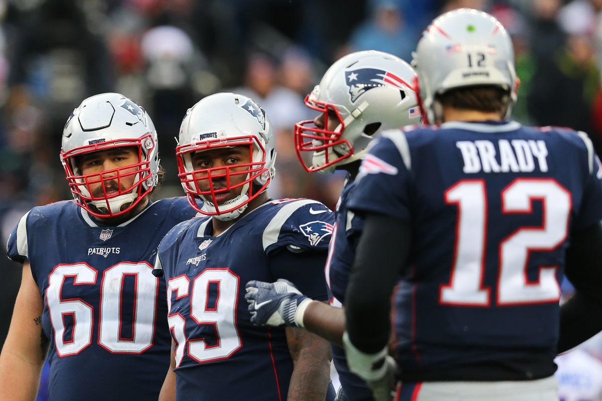 Best Offensive Line In Nfl 2019 Patriots have second best offensive line entering playoffs, per