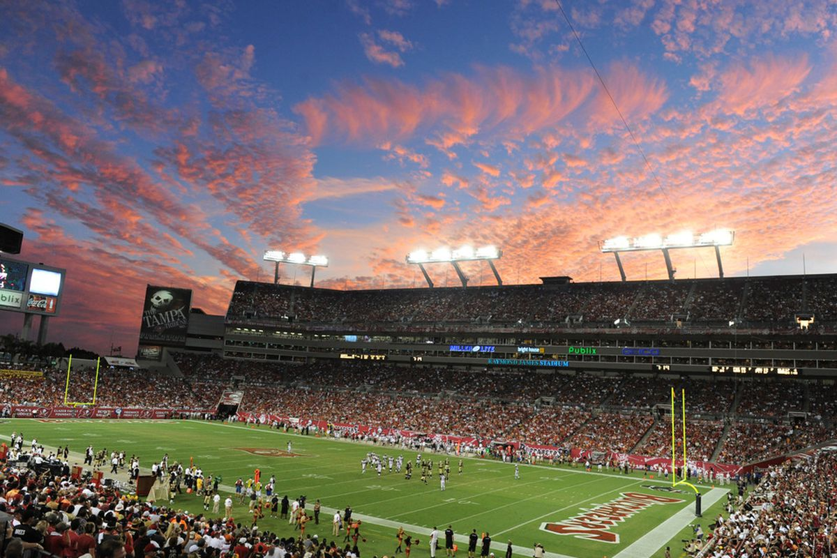 Tampa Bay Buccaneers Could Avoid Blackouts In 2012 With New League Rule Bucs Nation