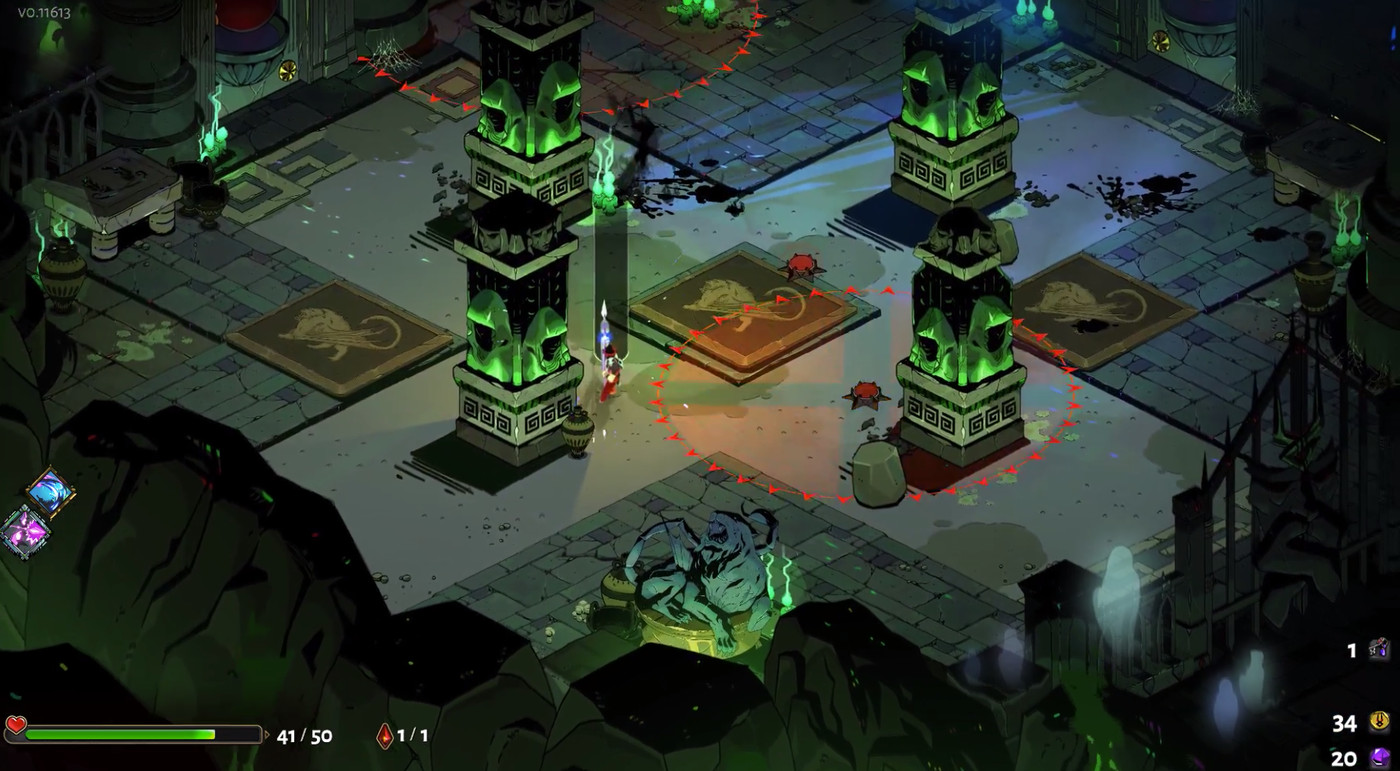 Hades gameplay impressions: How is the new rogue-like from