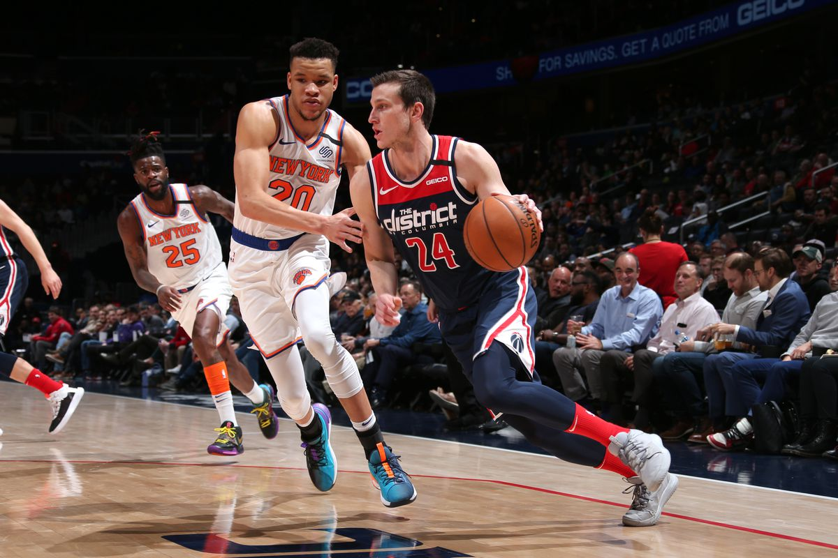 Washington Wizards NBA: Mathews, another Wizards player are not in the Orlando bubble ...